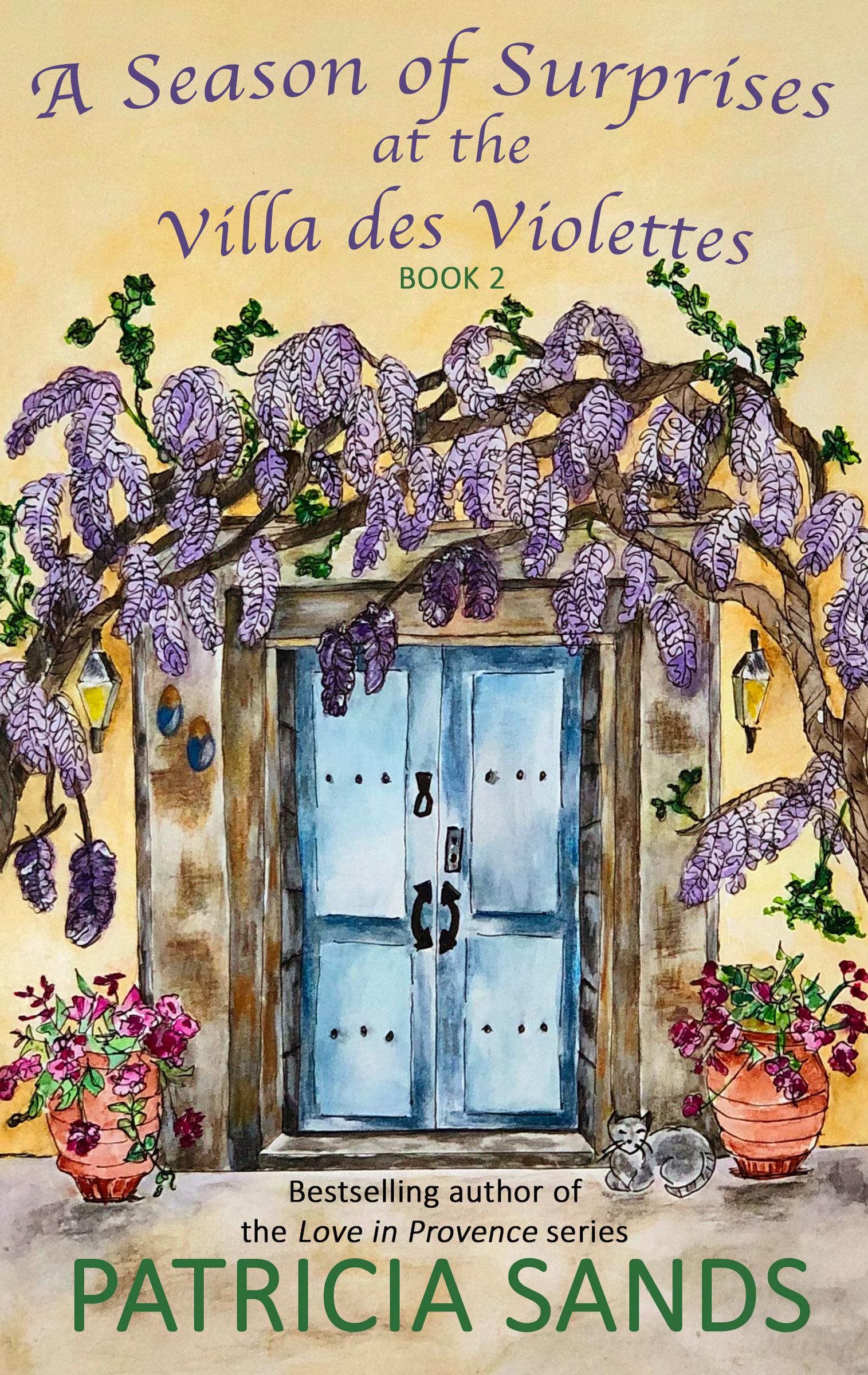 Violettes Kindle
