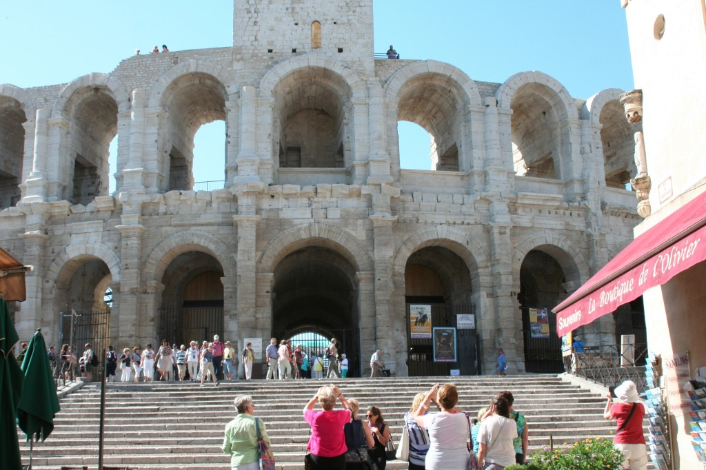 Arles ~ Womens Travel Network tour
