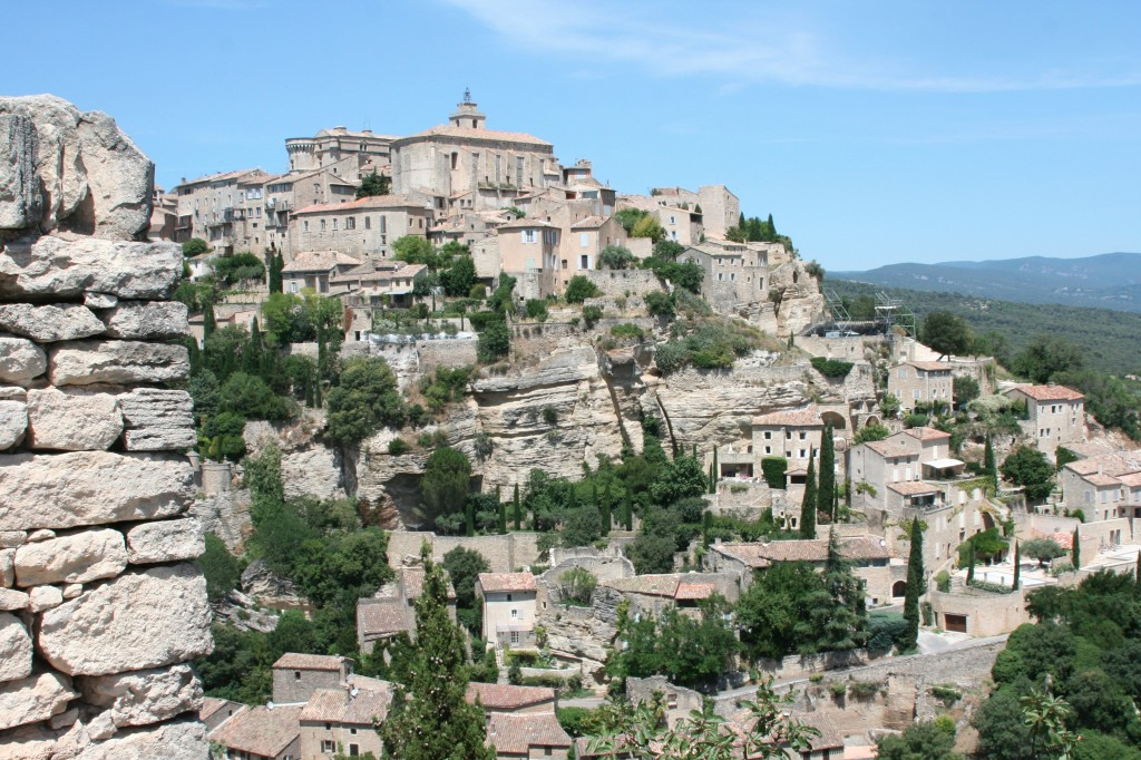 Gordes ~ Womens Travel Network tour