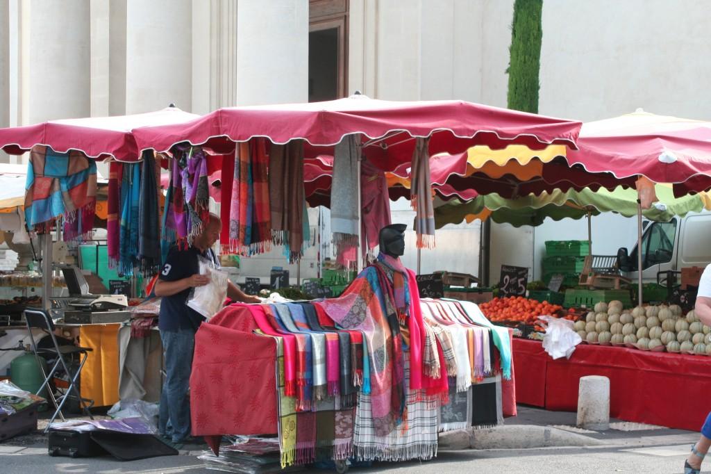 St. Remy de Provence market