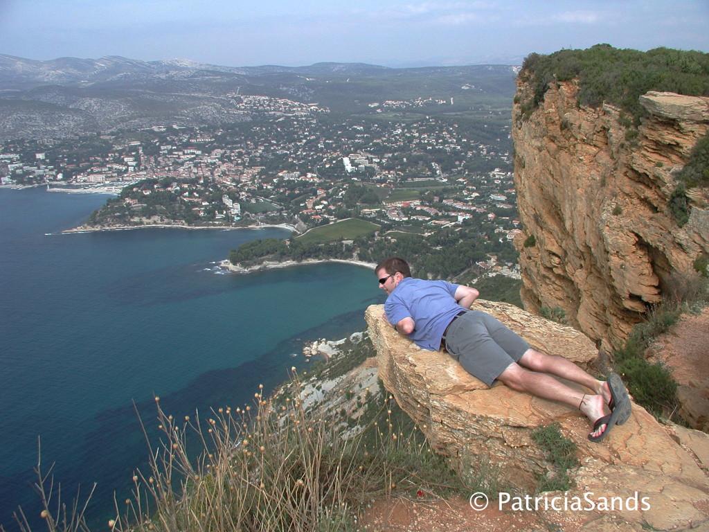 Route des Cretes, La Ciotat, Cassis