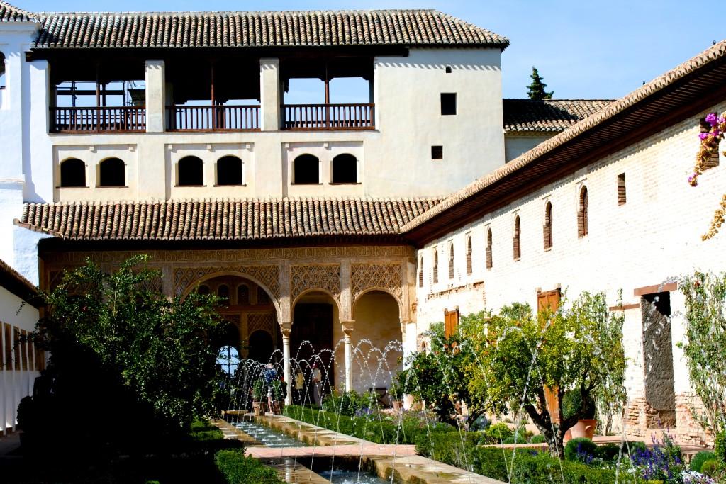 70.The Alhambra