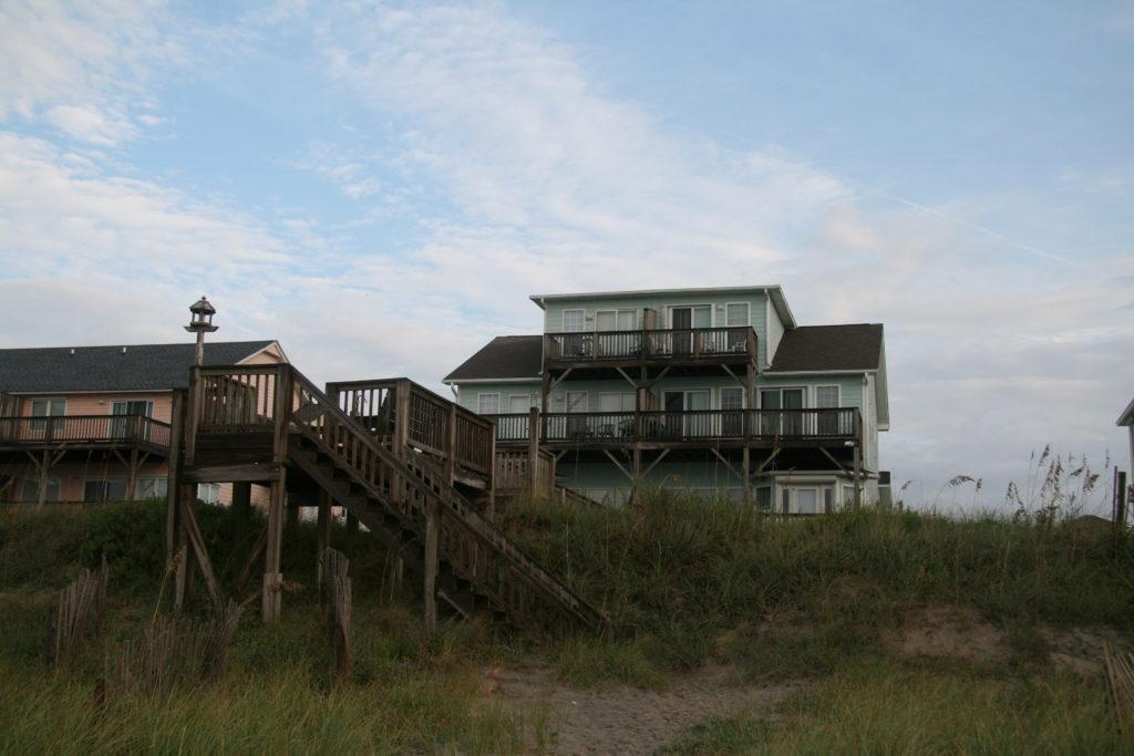 Emerald Isle Trip - The House