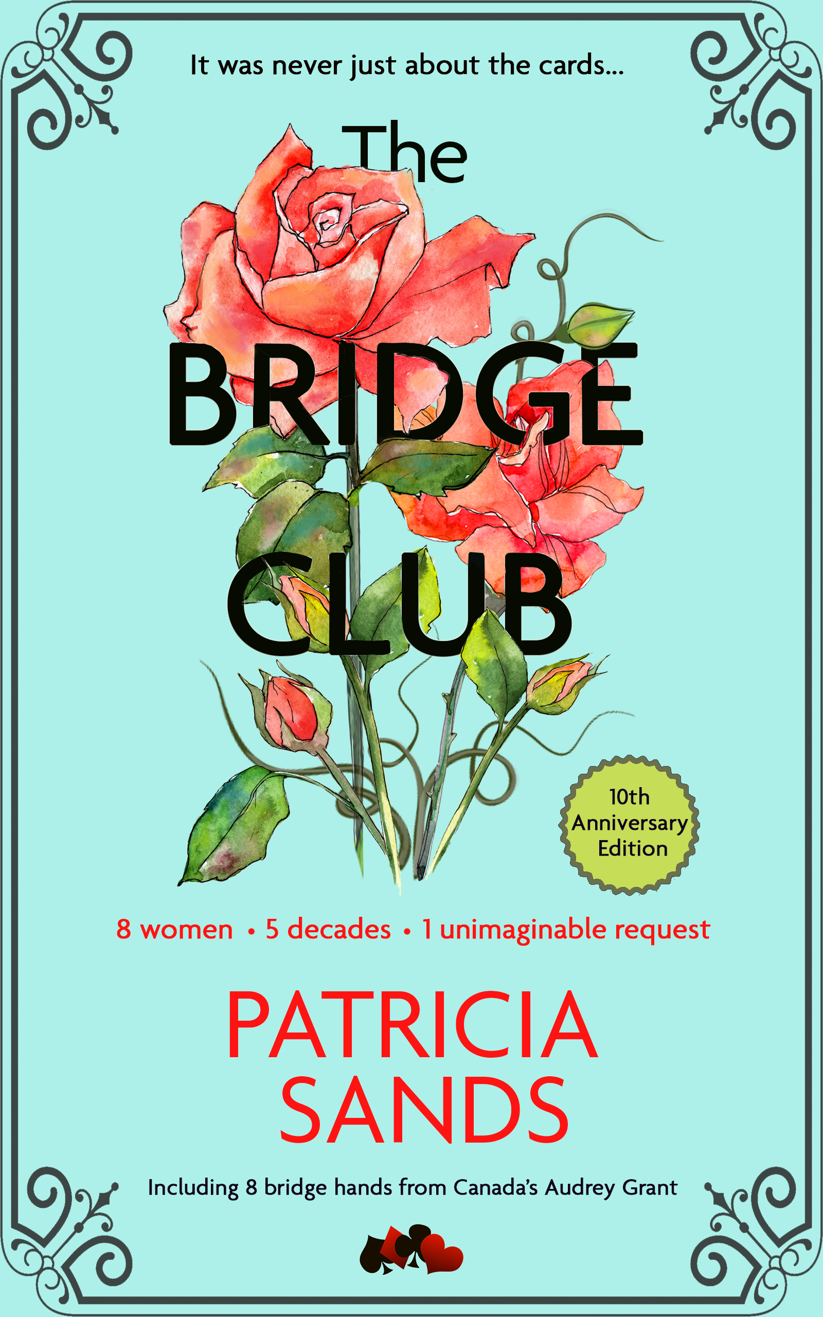 The Bridge Club Final Ebook Cover